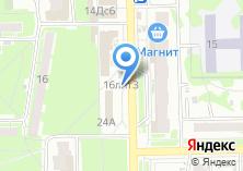 Компания «Магазин цветов на Хусаина Мавлютова» на карте