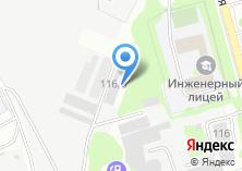 Компания «Тулпар Авто» на карте
