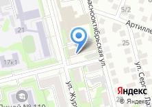 Компания «Прибор» на карте