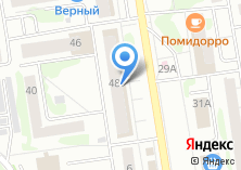 Компания «Единый расчетный центр Вахитовского и Приволжского районов» на карте