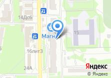 Компания «ВТБ Страхование» на карте