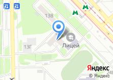 Компания «МедСтом» на карте