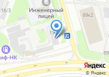 Компания «Казанские закуски» на карте