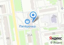 Компания «Сытый кот» на карте