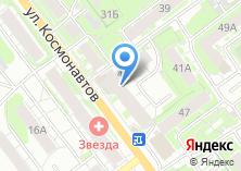 Компания «Актион-Медиа» на карте