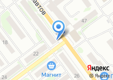 Компания «Mobilstar» на карте