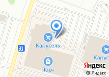 Компания «Вкадастре» на карте