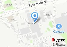 Компания «Москворечье-Казань» на карте