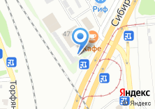 Компания «Motronic» на карте