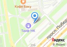 Компания «ТНП-аутдор» на карте