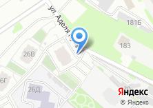Компания «Интехсервис Аник» на карте
