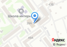 Компания «Унитек-Казань» на карте