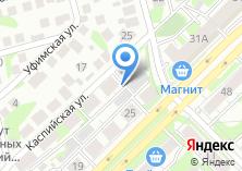 Компания «Аагат» на карте