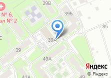 Компания «Вояжъ» на карте