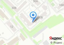 Компания «Автоакадемия» на карте