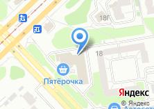Компания «МИК» на карте