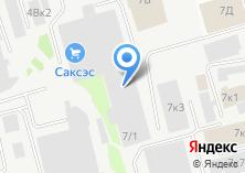 Компания «СиД» на карте