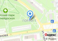 Компания «Веб Промо Брянск Россия» на карте