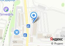 Компания «BaltGaz» на карте
