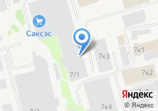 Компания «Фарбэ» на карте