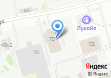 Компания «Евроокно» на карте