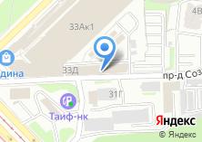 Компания «КупиШин» на карте