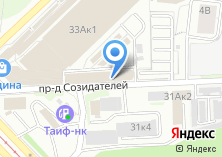 Компания «ПСП» на карте