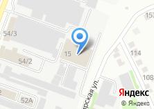 Компания «Казанская текстильная компания» на карте