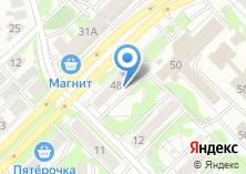 Компания «Халяль продукт» на карте