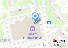 Компания «Центр гимнастики» на карте