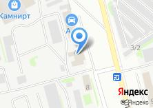 Компания «КазаньСтройТехника» на карте