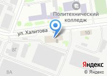 Компания «ТАЛВАРУС» на карте