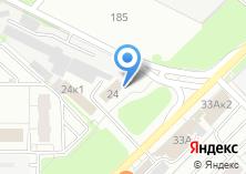 Компания «ТЭК Дали» на карте
