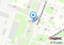 Компания «Весна-47» на карте