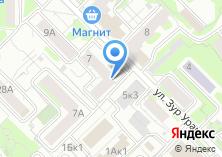 Компания «Инженерный центр экспертиз и зданий в строительстве» на карте