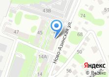 Компания «Акрилатика» на карте