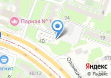 Компания «Автостоянка на Олонецкой» на карте