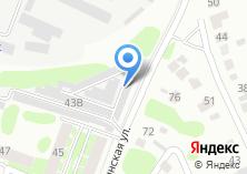 Компания «SK Avto» на карте