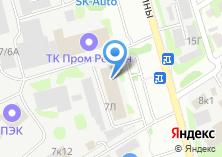 Компания «Развитие» на карте