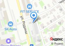 Компания «Авто Лэнд» на карте