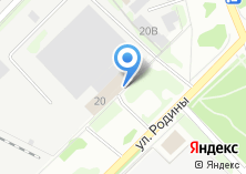 Компания «Спецподводтрубопроводстрой» на карте