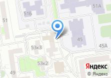 Компания «Газпром сжиженный газ» на карте