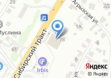 Компания «Жидкие обои» на карте