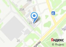 Компания «Стекольная компания» на карте