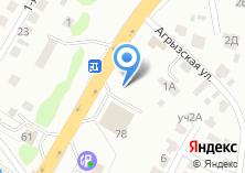 Компания «Р-сервис» на карте