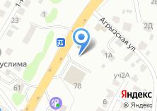 Компания «СтройКрафт» на карте