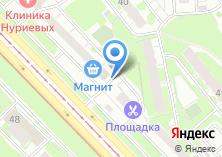 Компания «ТатИнвестСтрой» на карте