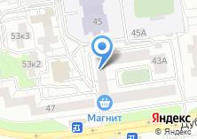 Компания «ШКОЛА АРТИСТОВ» на карте