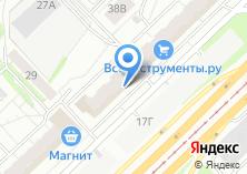 Компания «Смешные цены+» на карте