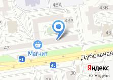 Компания «Магазин печатной продукции на Дубравной» на карте